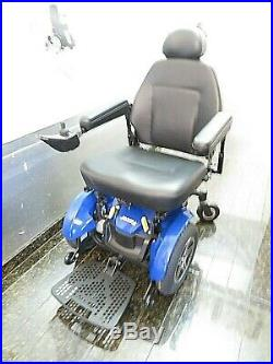 2019 Pride Mobility Jazzy Elite HD Heavy Duty Electric Power Wheelchair 450lbs