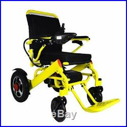 2019 Upgraded Durable Foldable Mobility Electric Wheelchair Disable Scooter