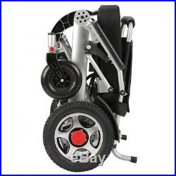 2020 Perfect Travel 19'' Electric Power Wheelchair, Lightweight, Remote Mobility