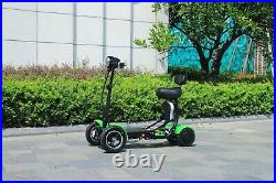2021 Foldable Lightweight Power Mobility Scooters Electric Wheelchair