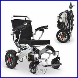 2021 Perfect Travel 19'' Electric Power Wheelchair, Lightweight, Remote Mobility