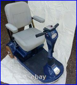 2 ITEM LOT Jazzy Select 6 Power Wheelchair & a Pace Saver III Mobility Scooter