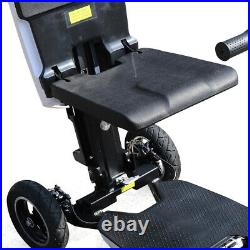 3-Wheel Adult Electric Mobility Scooter Mobile Wheelchair Folding Scooter