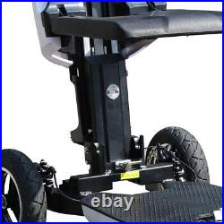 3-Wheel Electric Mobility Scooter 3 Speed Motorized Mobile Wheelchair Folding