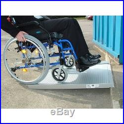 3ft Roll Up Ramp With Carry Bag For Wheelchairs, Mobility Scooters Or Powerchair