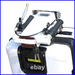 48V Electric 3 Wheel Folding Mobility Scooter 3 Speeds E-Scooter Wheelchair 350W