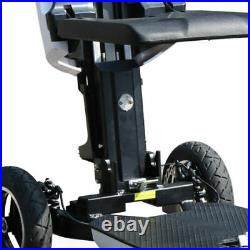 48V Foldable Electric Mobility Scooter Lightweight Motorized Wheelchair 3 Wheel