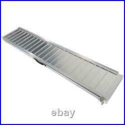 6ft Wheelchair Ramp Portable Mobility Scooter Threshold Folding Ramp 600 lbs