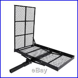 700lb Heavy Duty Carrier Loading Ramp Mobility Scooter Electric Power Wheelchair