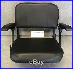 Amigo Mobility 22 Wide Heavy Duty / Large Size Scooter Seat New