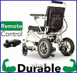 Automated Mobile Wheelchair Lightweight Fold Electric Wheelchair Power Scooter
