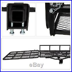 Best Choice Products SKY1700 Mobility Wheelchair Carrier Electric Scooter Rack