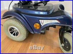 Brand New Liberty Mobility Scooter 312 Electric Chair Blue Power Wheelchair Prid