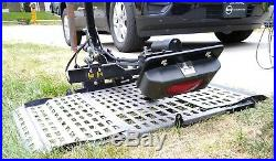Bruno ASL-250 Outsider Mobility Wheelchair Scooter Car Lift Platform ONLY