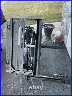 Bruno Asl-250 Htp Mobile Lift Scooter Wheelchair Swing Away Hitch Mounted Power