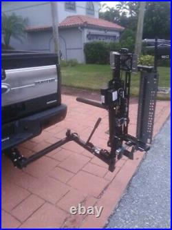Bruno Mobility Scooter Wheelchair Lift ASL-250HTP