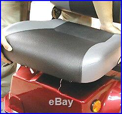 CTM HS-580-2019 Four Wheel Mobility Scooter with White Glove Service