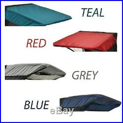 Canopy for Mobility Scooters and Power Wheelchairs, 4 Colors, Sun & Wet Protect