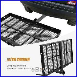 Durable Mobility Electric Scooter Wheelchair Hitch Carrier Medical Rack Ramp