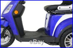 EMOTO USA ELECTRIC MOBILITY SCOOTER 600W 60V Tricycle wheelchair 16 mph handicap