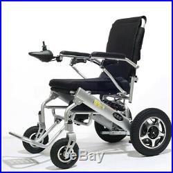 EY3000 Folding Safe Electric Mobility Wheelchair Elderly Disabled Scooter Gift