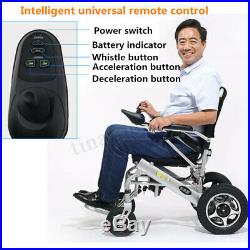 EY3000 Folding Safe Power Electric Mobility Wheelchair Elderly Disabled Scooter