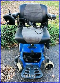 Electric Mobil WheelChair PRIDE Z CHAIR Preowned Mobility Scooter Wheel Chair