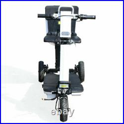 Electric Mobility Scooter Foldable&Lightweight Motorized Mobile Wheelchair Devic