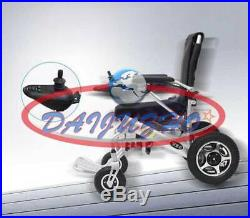 Electric Mobility Wheelchair Elderly Disabled Electric Scooter Portable Folding