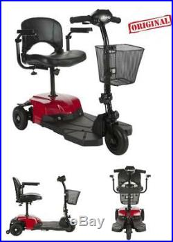 Electric Power Wheelchair Scooter 3 Wheels Disabled Motorized Portable Mobility