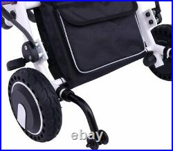 Electric Wheelchair Super Lightweight Foldable Mobility Scooter-Only 40 lbs