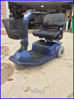 Electric mobility wheelchair scooter