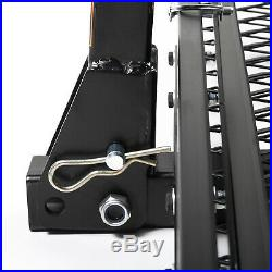 Foldable Mobility Carrier Wheelchair Scooter Rack Hitch Mount Medical Ramp 500lb