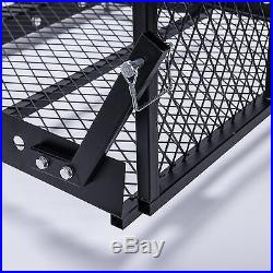 Folding Strong Electric Wheelchair Hitch Carrier Mobility Scooter Loading Ramp e