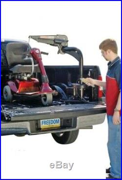 Freedom Lift Equalizer 2 Power Wheelchair Lift Scooter lift Mobility chair lift