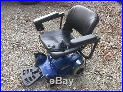GO-CHAIR Pride Mobility Electric Powerchair Scooter Wheelchair Fits In Trunk