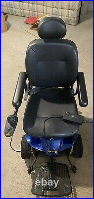 GREAT CONDITION JAZZY ELITE ES Power Wheelchair by Pride Mobility Products