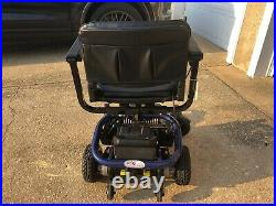 Golden LiteRide Envy GP-162, mobility chair, scooter, motorized, power chair