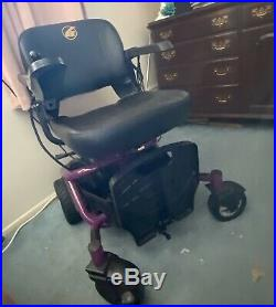 Golden LiteRider Envy, mobility chair, scooter, motorized, power chair