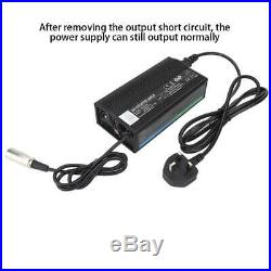 HP8204B 24V 5A Mobility Scooter Charger Electric wheelchair Battery Adapter OP