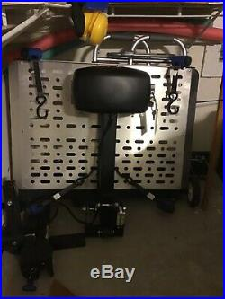 Harmar AL-500HD Power Wheelchair Mobility Scooter Lift With Swingout