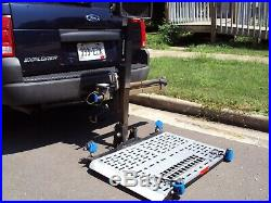 Harmar wheelchair/mobility scooter/power wheel chair power vehicle lift