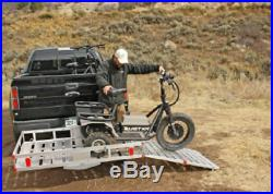 Hitch Mobility Foldable Carrier Rack Ramp Wheelchair Heavy Duty Scooter XXLarge