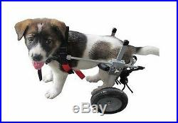 IN STOCKDog Wheelchair Extra Small Puppy Cart Best Friend Mobility Cat Scooter