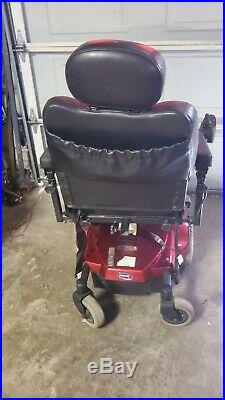 Invacare M41 motorized electric wheelchair mobility scooter