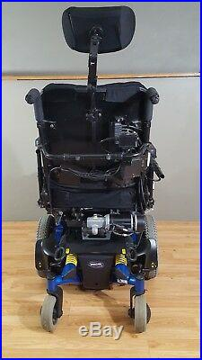 Invacare Power Wheelchair POWER LEG Ramp Mobility Scooter Electric Offroad Chair