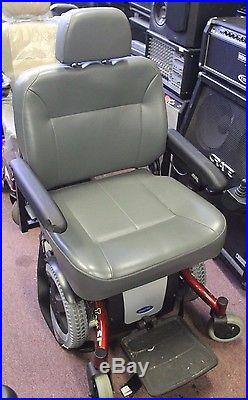Invacare Pronto M51 Sure Step Mobility Wheelchair Scooter Powerchair