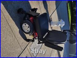 JAZZY 600 ES Power Wheelchair by Pride Mobility