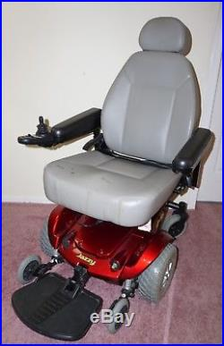 JAZZY POWER WHEELCHAIR MOBILITY SCOOTER wheel chair