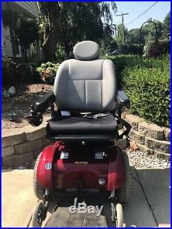 JAZZY SELECT POWER WHEELCHAIR MOBILITY SCOOTER CHAIR Local pickup only